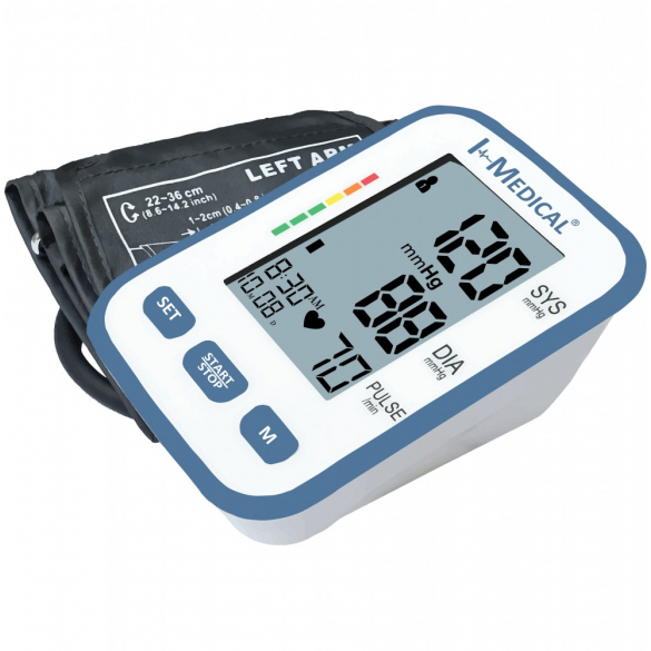 I-Medical automata felkaros vérnyomásmérő
