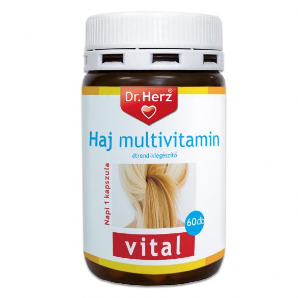 DR Herz Haj Multivitamin 60 db kapszula