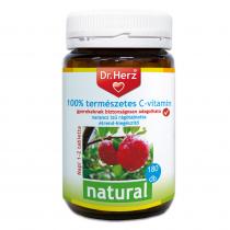 DR Herz 100% természetes C-vitamin Acerolából