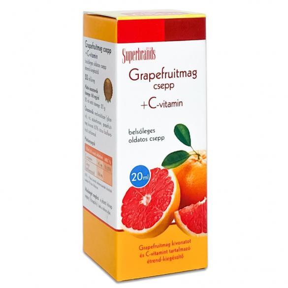 DR Herz Grapefruitmag csepp 20ml