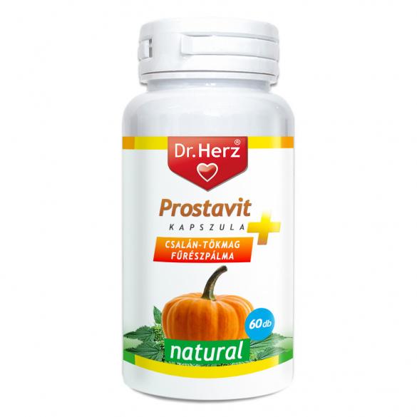 DR Herz Prostavit 60 db kapszula