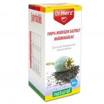DR Herz Mákmagolaj 100% hidegen sajtolt 50ml