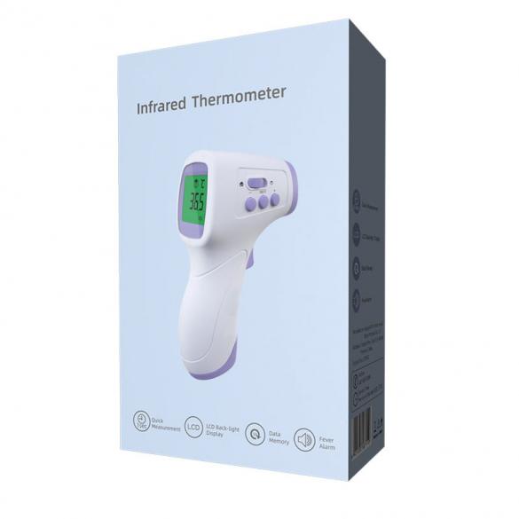 AOV NON CONTACT érintés nélküli pisztolyos hőmérő