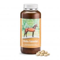tierlieb Biotin takarmány-kiegészítő tabletta lovaknak 500 db