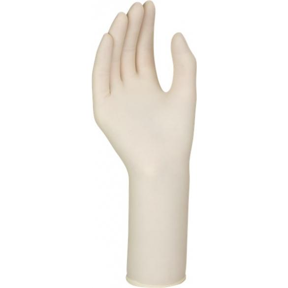Santex® anatomic púdermentes latex vizsgáló kesztyű púderes 6.5 S